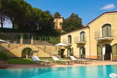 Hotel villa agnese sestri levante hotel a sestri levante for Tre stelle arreda